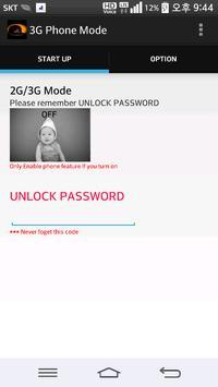 Only Phone mode (locking apps) screenshot 2