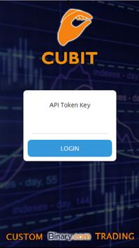 Cubit - Custom Binary Trading poster