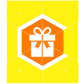 Cubic Reward icon