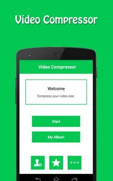 Video Compressor poster