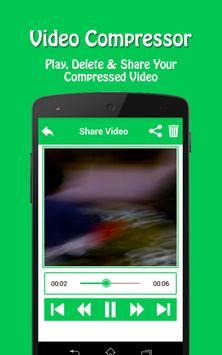 Video Compressor apk screenshot