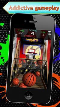 Basketball Shoot - 3D apk screenshot