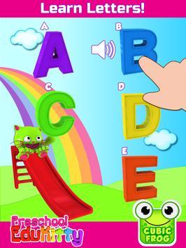 Toddler Educational Learning Games-EduKitty Kids apk screenshot