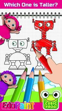 Coloring Games,Painting Book for Toddlers-EduPaint apk screenshot