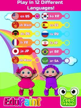Coloring Games,Painting Book for Toddlers-EduPaint screenshot 14