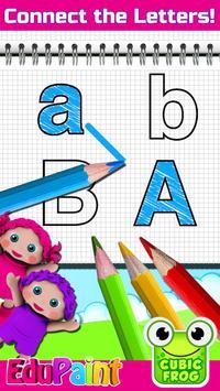Coloring Games,Painting Book for Toddlers-EduPaint screenshot 1