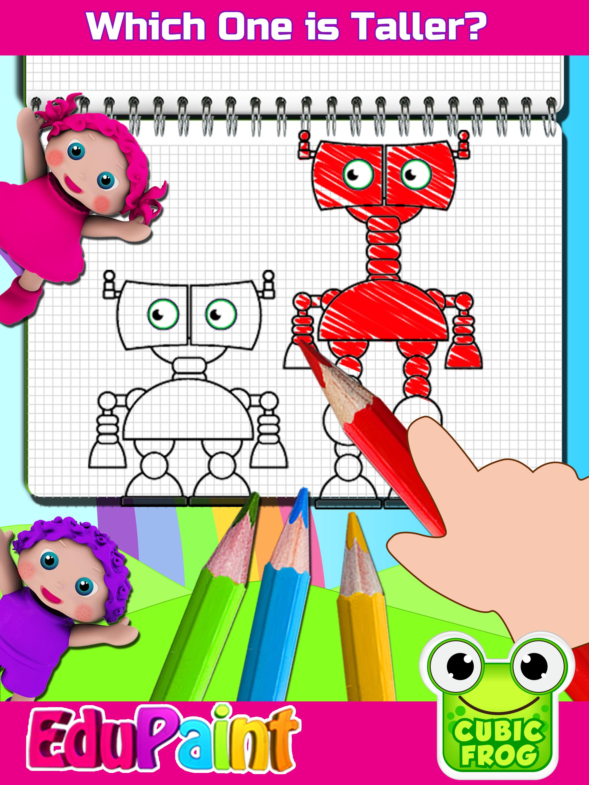 Coloring Games Painting Book For Toddlers Edupaint For Android