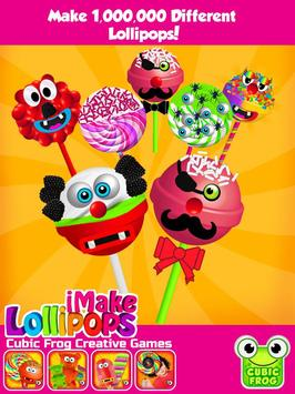 iMake Lollipops - Candy Maker screenshot 3