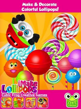 iMake Lollipops - Candy Maker poster