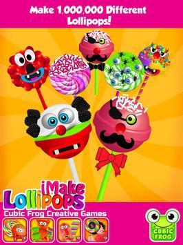 iMake Lollipops - Candy Maker screenshot 13