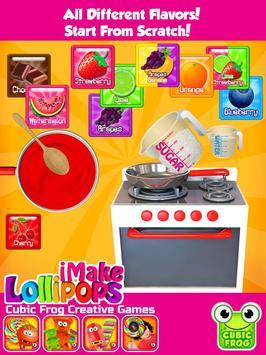 iMake Lollipops - Candy Maker screenshot 1