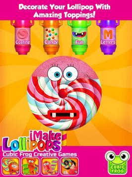 iMake Lollipops - Candy Maker screenshot 2