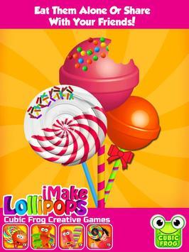 iMake Lollipops - Candy Maker screenshot 9