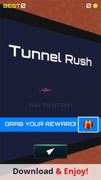 Tunnel Rush poster
