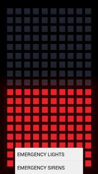 Emergency Lights & Sirens »NEW apk screenshot