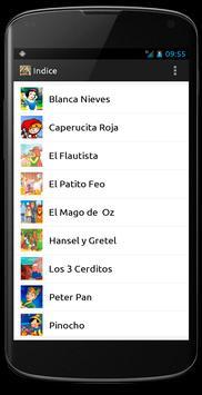 Cuentos Infantiles LK poster