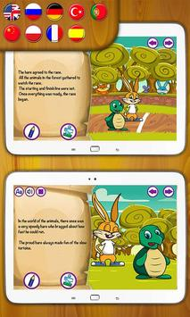 Tale of Tortoise and the Hare apk screenshot