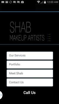 Shab Makeup Artists poster