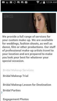 Shab Makeup Artists screenshot 1