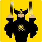 SuperHeros WWE Photo Editor icon