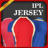 MAKE MY IPL-2017 JERSEY icon