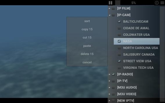 MANYPLAY RAPID IPTV - IP RADIO screenshot 7