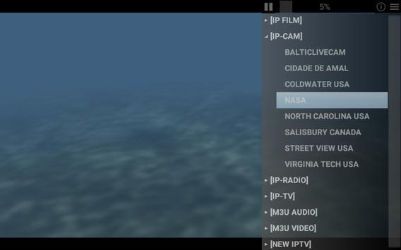 MANYPLAY RAPID IPTV - IP RADIO screenshot 8