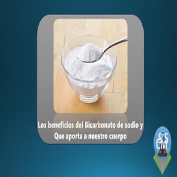 Benefits Bicarbonate of Sodium poster