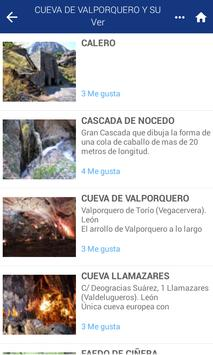 Cueva de Valporquero apk screenshot