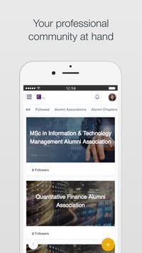 CUHK Biz Alumni screenshot 1