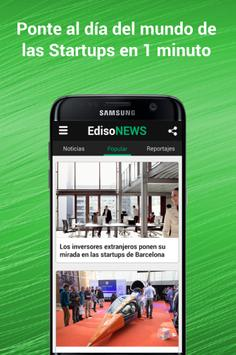 EdisoNews screenshot 2