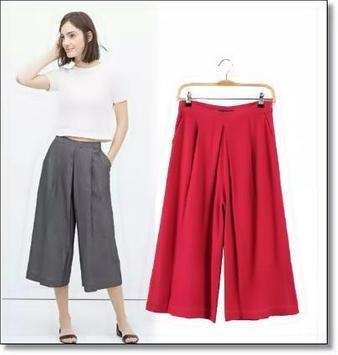 Culottes Style Ideas screenshot 2