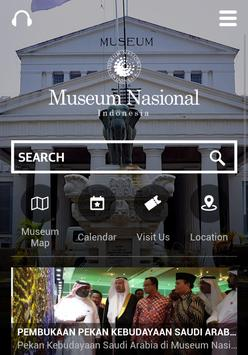 National Museum of Indonesia poster