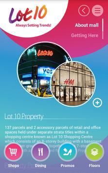 Lot 10 Mall in Kuala Lumpur screenshot 3