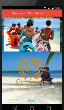 Cultivium poster