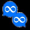 Messenger 圖標