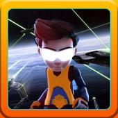 Super Ejen Ali Mission Emergency icon