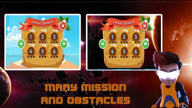 Super Ejen Ali Mission Emergency screenshot 2
