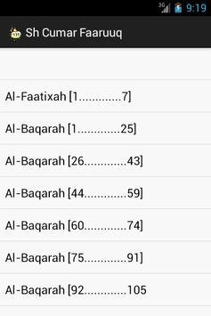 Sh Cumar Faaruuq screenshot 1