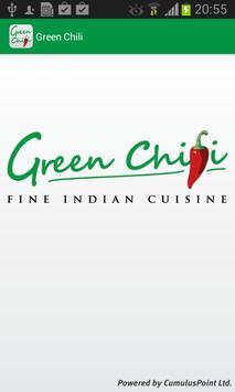 Green Chili poster