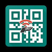 Wifi QR Code Generator & List Passwords (root) icon