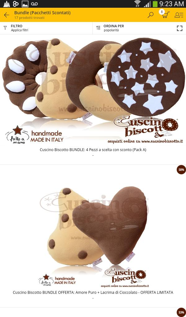 Cuscini Biscotto.Cuscino Biscotto For Android Apk Download
