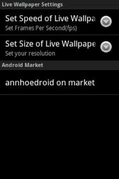 Rose In The Street Live Wallpa apk screenshot