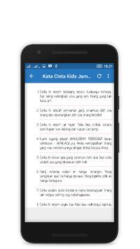 Caption Keren Anak Jaman Now screenshot 1