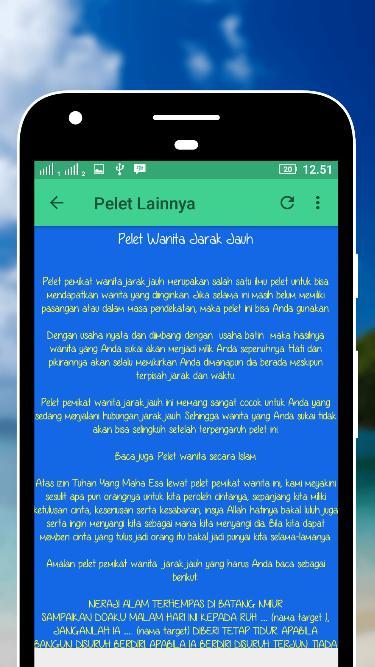 Amalan Pelet Tarik Birahi for Android - APK Download