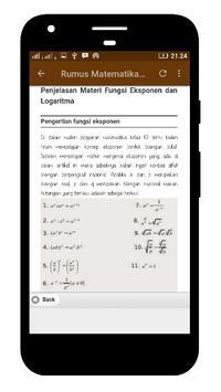 Belajar Matematika SD screenshot 3