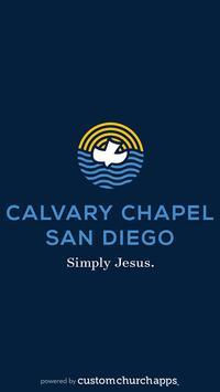 Calvary Chapel San Diego poster