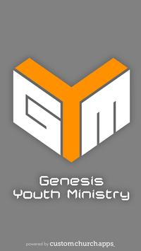 Genesis Youth Ministry poster