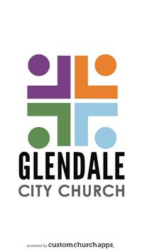 Glendale City Church poster