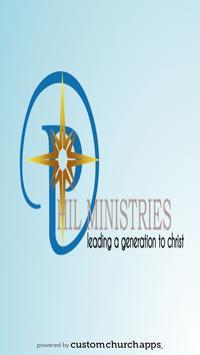 Dr.Phil Teaching Ministries poster